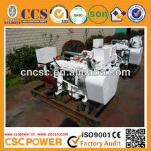New type in 2013! 124kw dongfeng with cummins engine marine engine with CE,ISO