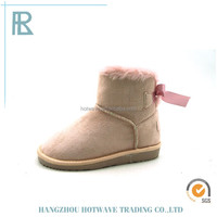 Special Design Widely cheap winter snow boots for kid