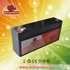 Lead acid battery 6v 3.3ah dry cell battery ups rechargeable battery