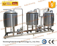 Ruijia 50l,100l home brew 100l conical fermenter 50l home beer making machine