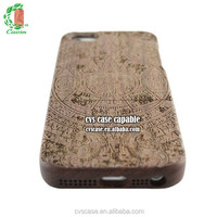 Classical Handcraft Carving 3D Image Calendar Cover For Iphone 5c.