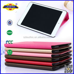 New Belt Clip Leather Cover Case For ipad mini