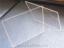 OEM clear plastic panels cutting polycarbonate sheets