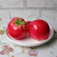 Fake Red Tomato, Fake Vegetable for Home Display