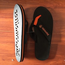 BSCI factory customized promotional EVA PE soft cheap wholesale flip flops