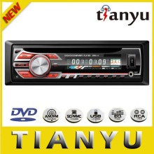 tunggal din radio mobil dengan cd / dvd player