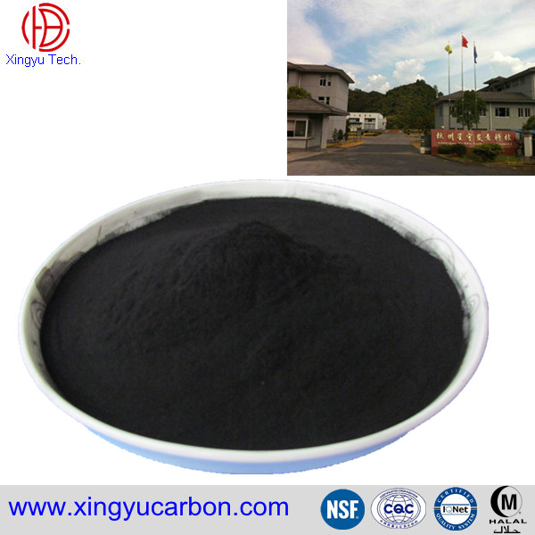 Chinese Activated Carbon Factory Powdery Activated Carbon Purification Coconut Base