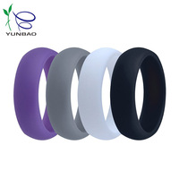 Wholesale Western Rings Custom Silicone Wedding