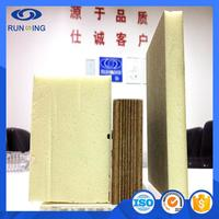 FRP sandwich panel polyurethane foam panel