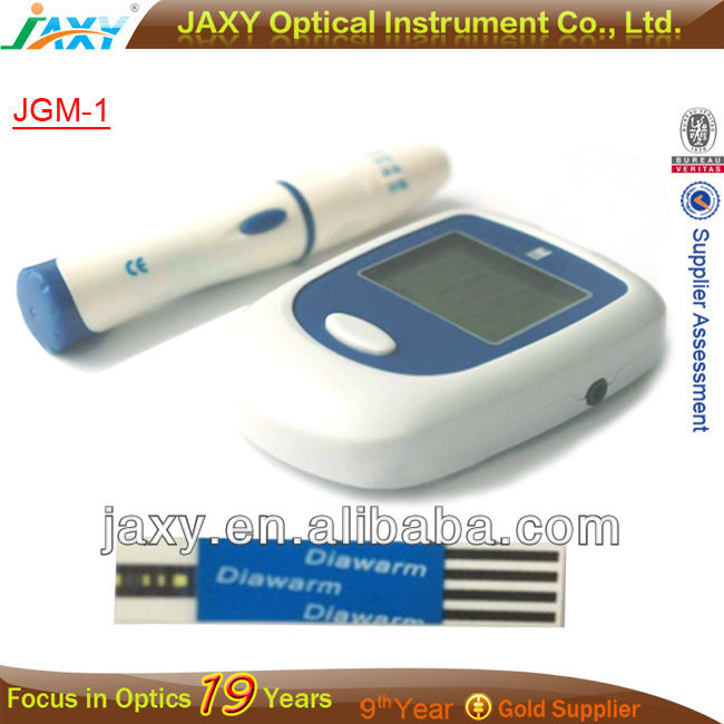 JAXY new design blood glucose meter JGM-1