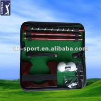 PU Case Executive Wooden Golf Putter Set