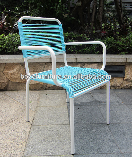 Acapulco leisure outdoor rattan replica chair for dining
