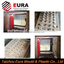 EURA OEM plastic bottle cap drawing mould & injection molding services