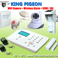 Wireless Intruder Security GSM 3G Home
