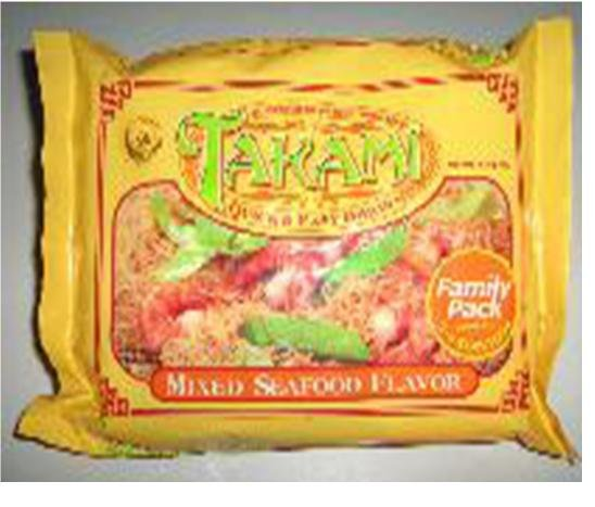 Takami Quick & Easy - Mixed Seafood Flavor