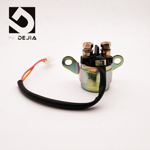 High Quality GN125 GS125 Universal Motorcycle 12V Starter Relay