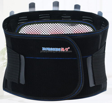 D18 self-heating back support brace
