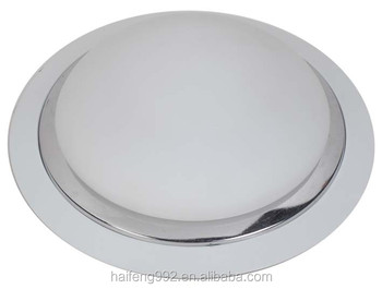 haifeng lighting/ round shape white iron lightings