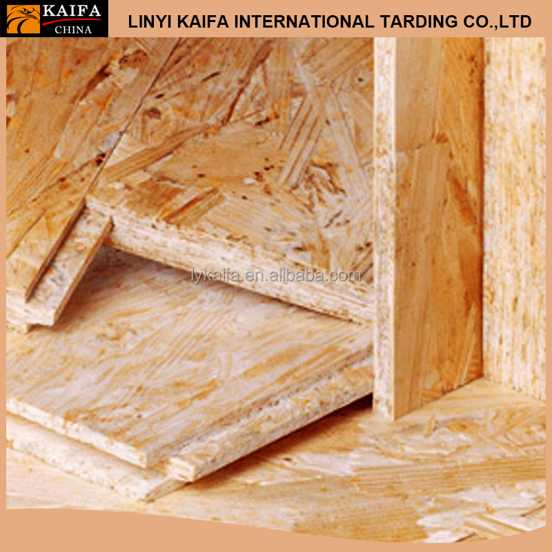 9mm 4x8 OSB board with good quality