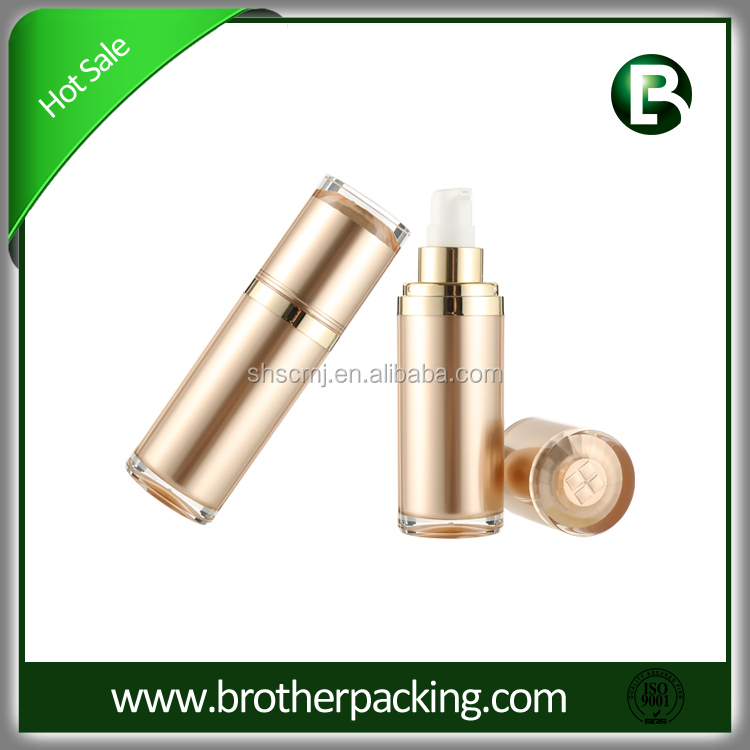 Luxury Cosmetic Acrylic Products Plastic Bottle Blow Mould