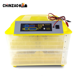 96 Automatic Eggs Chicken Large Egg Incubator for Sale