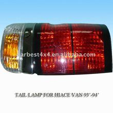 TAIL LAMP FOR HIACE VAN 93-94