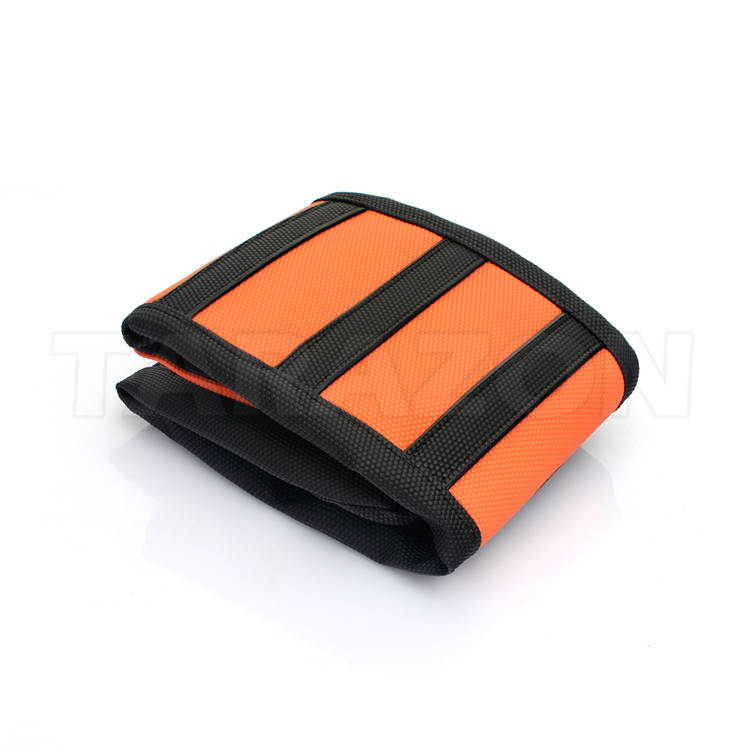 Custom anti slip motorcycle seat cover for KTM
