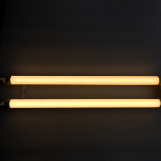 18w U shped circular led tubes t8 customized USA Standard U Shaped tubes