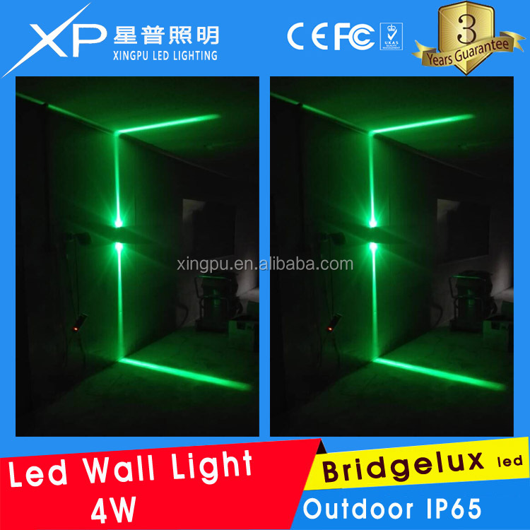 High Quality modern wall light up down outdoor wall light IP65