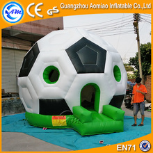 PVC Good Quality Football Disco Dome Inflatable Cheap Bounce House for Sale