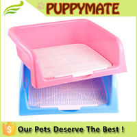 Hot selling pet toilets for dogs dog pet toilet tray