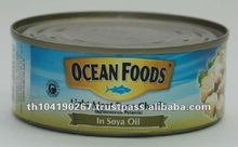 Canned Tuna Chunks in Soya Oil (170g) Thailand