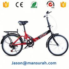 folding bikes 20 inch flamingo cyclocross bike