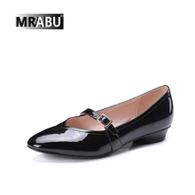 size 33-41 2017 Brand Designer Women's Genuine Leather Casual Shoes Fashion Simply Style Women Flats Shoes Woman Loafers