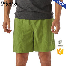 Custom Lightweaight Polyester Men's Gym Shorts