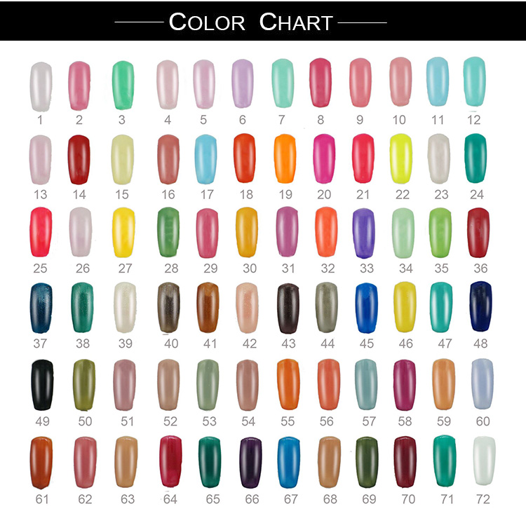Best Selling Products 2017 Gel Polish 15 ml
