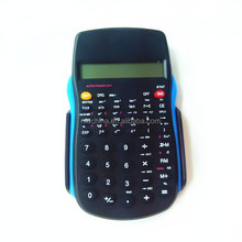 colorful mini scientific calculator