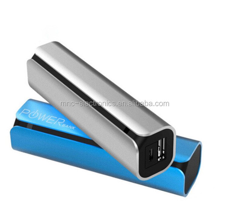 2015 new innovative products corportate gifts 2600mAh portable phone powerbank charger with OEM service and custom logo printing