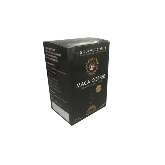 Lifeworth USDA & VEGAN maca root extract wholesale instant <strong>coffee</strong>