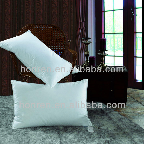 hotel duck feather pillow