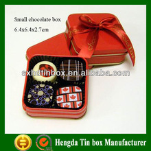Wedding gift tin box