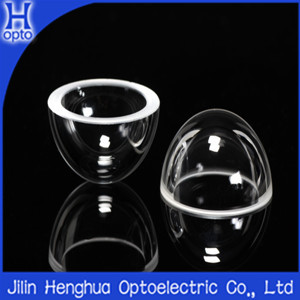 Sapphire glass half ball lens Dia.:1mm to 100mm in stock