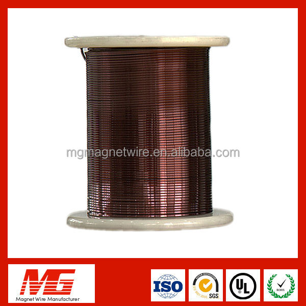 ISO Certificated super enamelled copper bell wire