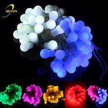 Outdoor Party Garden Decoration Led Globe Ball String Light