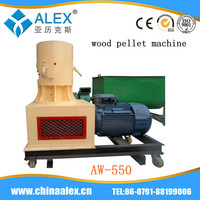 2013 new design plastic recycle and pellet machine waste corn stalk pellet machine ce approved