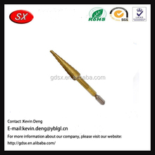 Professional customized steel shafts with hex heads