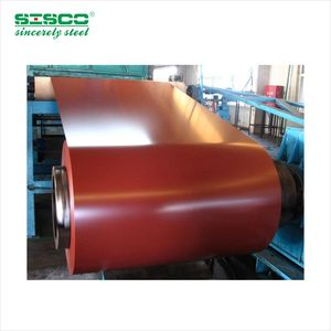 RAL 9016 Color Coated PPGI Prepainted Galvanized Steel Coil for roofing