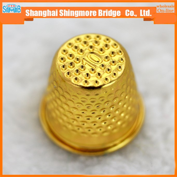 cheap wholesale high quality aluminum thimble with cheap price