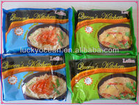 vegetable instant noodles