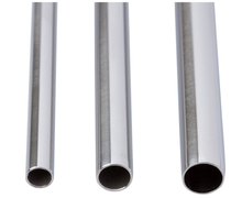 high quality stainless steel straw tubes with spoon